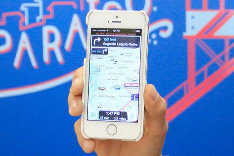 Carabineros critica aplicación Waze por permitir la evasión de controles policiales | Seguridad | Scoop.it