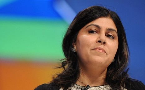 Baroness Warsi and the demons of hate   The Indigenous Uprising of the British Isles   Scoop.it