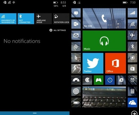 Exploring the Windows Phone 8.1 Developer Preview - SemiAccurate | Windows phone | Scoop.it