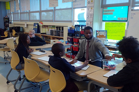 Is the next Khan Academy star a teacher in D.C. Public Schools? | The Hechinger Report | Using Technology to Transform Learning | Scoop.it