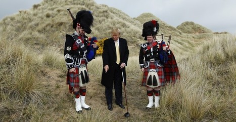 He'll Take the Low Road: Donald Trump's Tortured History With Scotland | Loch Ness Monster | Scoop.it