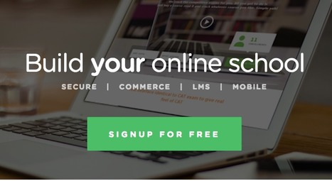 Curate To Educate: From Online Courses to Full Learning Programs | The Social Web | Scoop.it