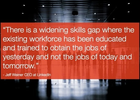 The Expertise Gap is Real and Employees Need Your Attention Now | Positive futures | Scoop.it