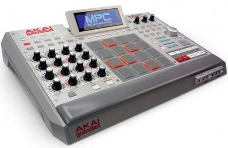 Akai Tries for MPC Renaissance with Controllers, New Software | Hot Topic | Scoop.it