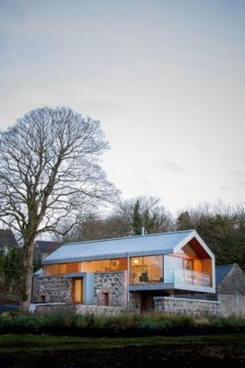 McGarry-Moon Architects Refresh an Old Barn by Gessato | Architecture and Architectural Jobs | Scoop.it