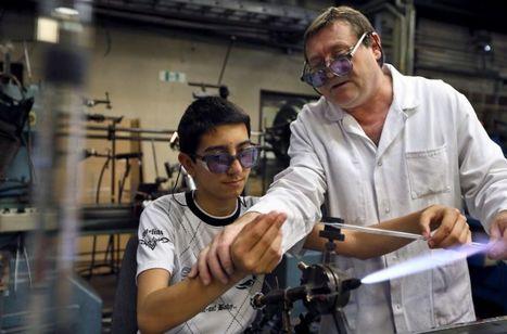 L'entreprise enfin aux portes ducollège | Ressources pour la Technologie au College | Scoop.it