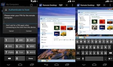 Como usar Chrome Remote Desktop para poder controlar tu PC desde tu móvil | AgenciaTAV - Asistencia Virtual | Scoop.it