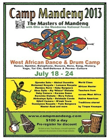 Camp Mandeng 2013 | Cultural Renewal and Healing | Waking Source | Scoop.it