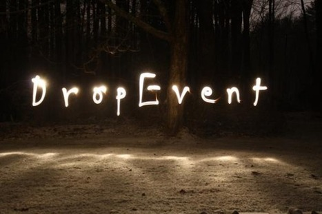 DropEvent - Photo sharing made easy | E Learning Stuff | Scoop.it