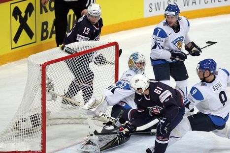 Finns go down to 5-0 defeat against USA in Ice Hockey Championships | Finland | Scoop.it
