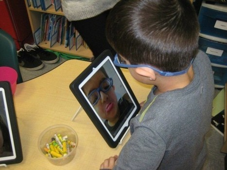 How Teachers Are Using Digital Media with Kindergarteners | Action Research | Scoop.it
