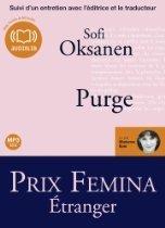 "LYon-Librairie: Recommandé par LYon-Librairie : ""Purge"", de Sofi Oksanen, Prix Fémina étranger | LYFtv - Lyon | Scoop.it"