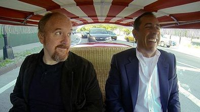 Louis C.K. Comedy, Sex and The Blue Numbers  - Comedians In Cars Getting Coffee by Jerry Seinfeld | Foodie News, Recipes, & Videos | Scoop.it