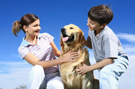 How pets benefit child development | Narrative speech | Scoop.it