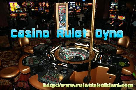 Elektronik Casino Rulet Oyna | Rulet Taktikleri, Gerçek Paralı Rulet Oyna | rulet | Scoop.it