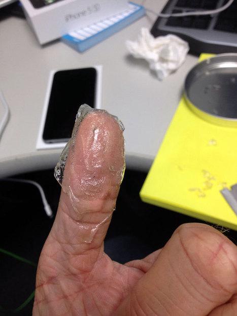 iPhone 5s: Basic Fingerprint Replication Methods Stymied by TouchID Sensor | digitalcuration | Scoop.it