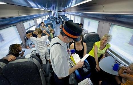 Vous oubliez 100 objets par jour dans les trains: mais lesquels?   iObjets   Objets connectés   Scoop.it