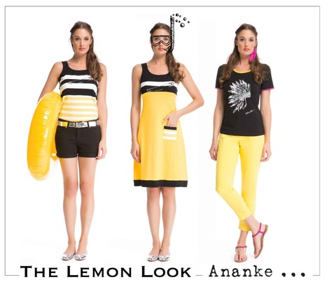 Avec Ananke, le jaune sera la couleur incontournable de l'été prochain | Conseils et astuces mode femme ronde | Scoop.it