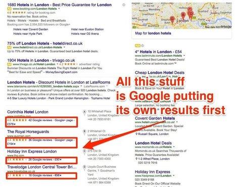 Voor wie werkt Google eigenlijk? | Communicatie, Storytelling & Content | Scoop.it