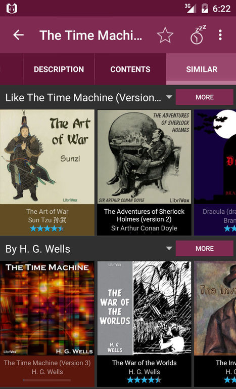 10 Best Audiobook Apps for Bibliophiles [Android] | iPedagogy | Scoop.it