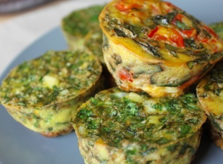 Paleo Egg Muffins - Healthy Crush | Recipes | Scoop.it