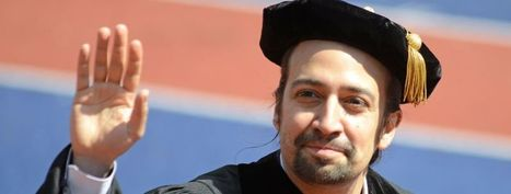 Lin-Manuel Miranda's Commencement Speech at UPenn (FULL TRANSCRIPT) | Ken's Odds & Ends | Scoop.it