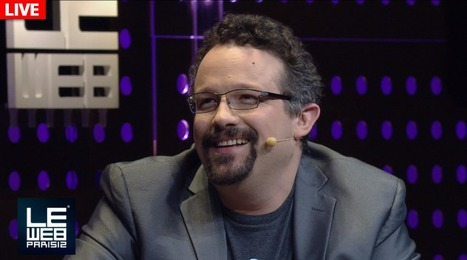 Phil Libin, CEO, Evernote - LeWeb Live | information analyst | Scoop.it