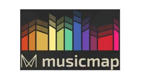 MusicMap for Web - APPS RATE | Latest Web Apps | Scoop.it