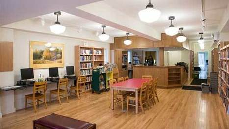 Rebuilt Phoenicia Library set to open - Woodstock Times | SocialLibrary | Scoop.it