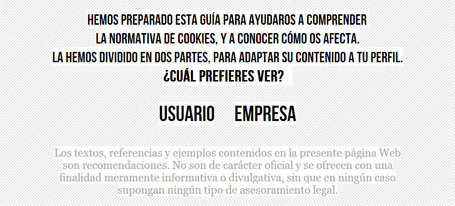 Las cookies. Privacidad en internet | EINES TIC | Scoop.it