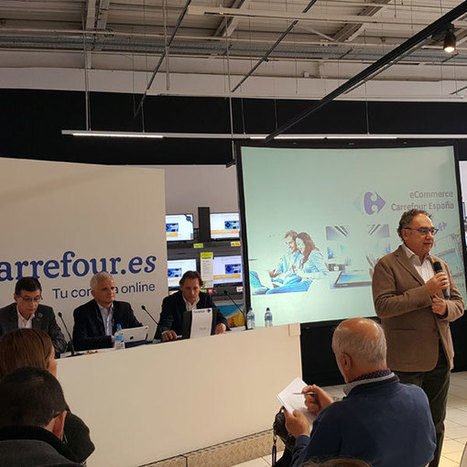 Carrefour refuerza su estrategia online con nuevas formatos de entrega y un futuro marketplace - Ecommerce News | #ecommerce #retail | Scoop.it