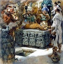 La zona del Misterio: SACRIFICIO MAYA | La antigua civilización Maya | Scoop.it