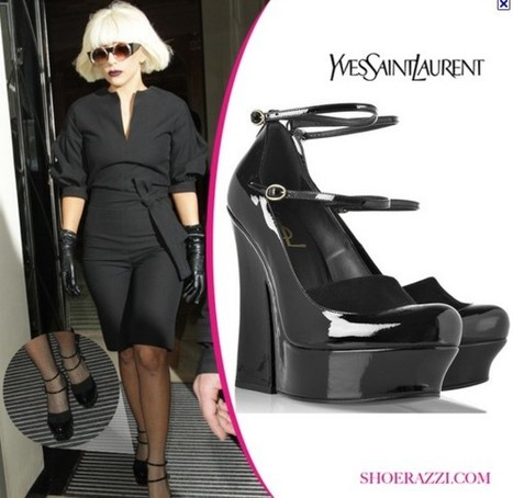 Gianmarco Lorenzi: Lady Gaga's New Shoes | Le Marche another Italy | Scoop.it