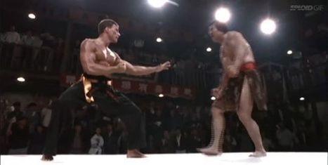 How many people has Jean-Claude Van Damme killed in all his movies? | News we like | Scoop.it