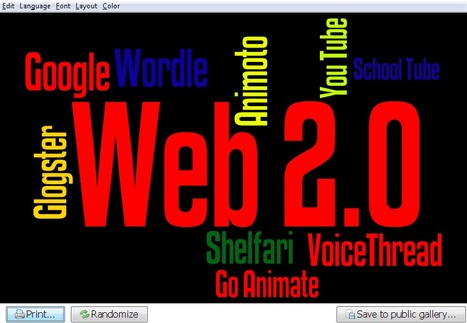 Tutorials & Links to WEB 2.0 tools for learning. (Click on the link) - The Educator's PLN | Electronic Communication Class | Scoop.it