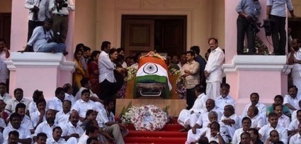 Jayalalithaa Is Gone. What Now for South India? | Tamil News | Scoop.it