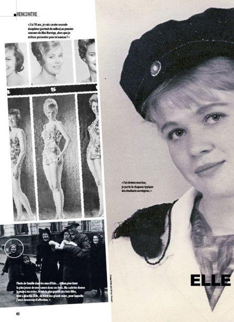 ÉLECTION – Quand Éva Joly était deuxième dauphine de Miss Norvège | LYFtv - Lyon | Scoop.it