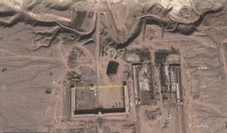 What Did Google Earth Spot in the Chinese Desert? Even an Ex-CIA Analyst Isn't Sure | Danger Room | Wired.com | Gaea Matrix | Scoop.it
