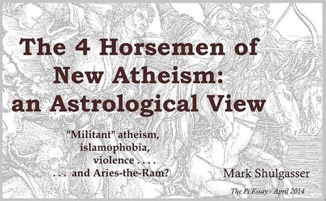 The Four Horsemen of Aries - Philosophical Investigations | Astrology Education | Scoop.it