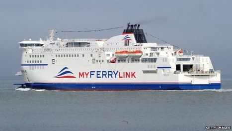 Regulation: Eurotunnel to end Dover-Calais MyFerryLink partnership | Year 2 Micro | Scoop.it