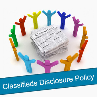 Key Points to Note On Classifieds Disclosure Policy | Online Classifieds | Scoop.it