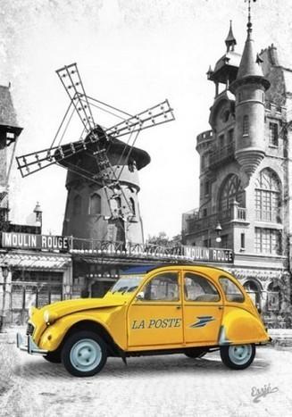 Lali » La 2CV de la poste | The Blog's Revue by OlivierSC | Scoop.it