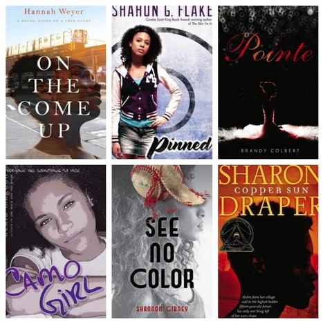 Black Girls Matter: A YA Reading List | Literacy in the News (but not CCSS) | Scoop.it