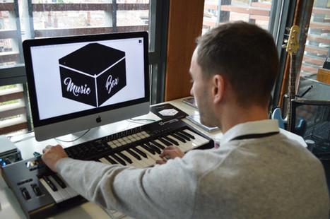 À Toulouse, une Music Box pour composer gratuitement sa propre musique électro | BiblioLivre | Scoop.it