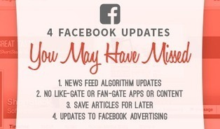 4 Recent Facebook Updates Businesses Should Know | small business marketing review | Scoop.it