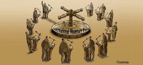 Retrouvailles amères avec le FMI | | Union Européenne, une construction dans la tourmente | Scoop.it