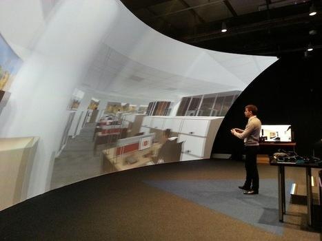 La réalité virtuelle s'invite dans le secteur du BTP | Architecture et construction bois | Scoop.it