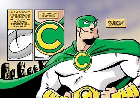 Le pire du Copyright Madness 2013 : une année de propriété intellectuelle en délire ! | Dépenser Moins | Scoop.it