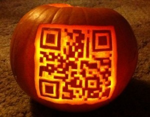 QR Codes on Halloween « Barcoding Blog | QR Codes in the News! | Scoop.it