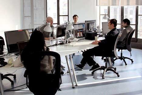 4 ways to design your workspace for higher productivity | Office Environments Of The Future | Scoop.it